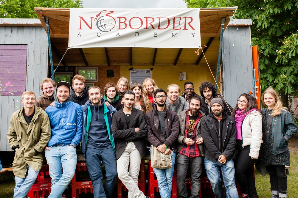 NoBorderAcademy Team
