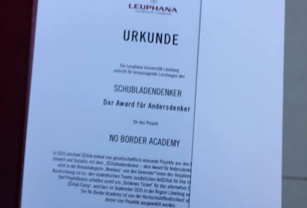 Dies Academicus Winner